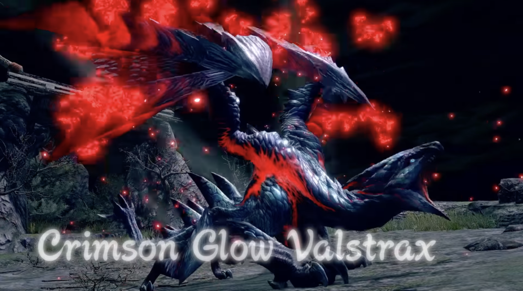 Grimson Glow Valstrax
