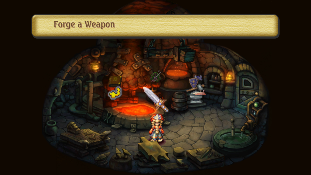 Legend of Mana Remaster Screenshot