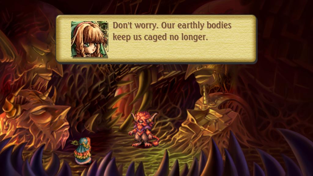 Legend of Mana Remake Screenshot