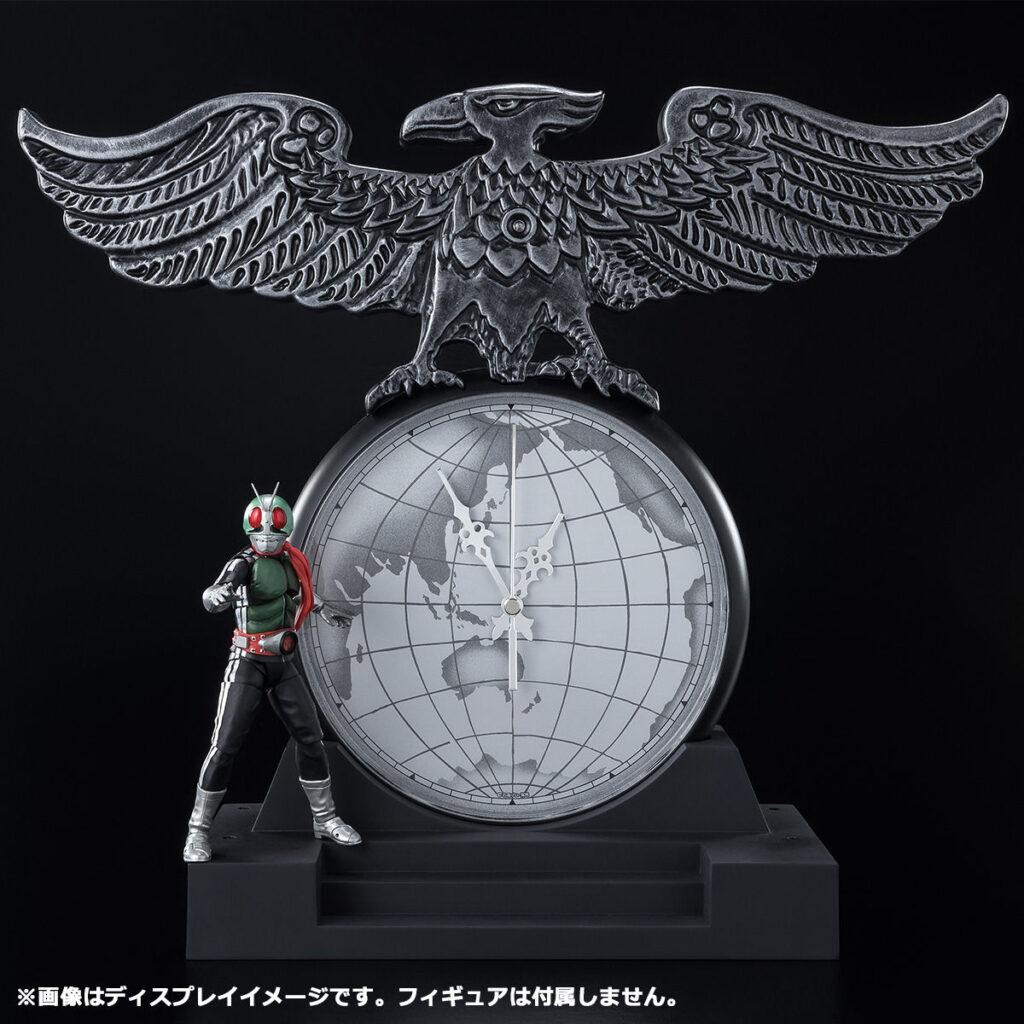 Kamen Rider Shocker Clock