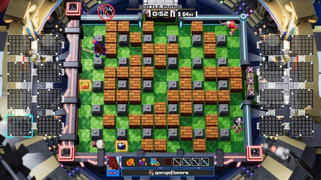Super Bomberman R Online Gameplay