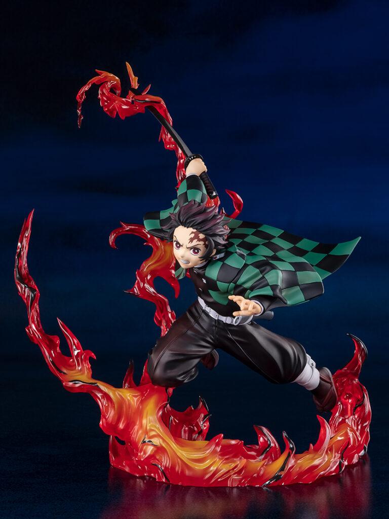 Tanjiro Figure from Demon Slayer