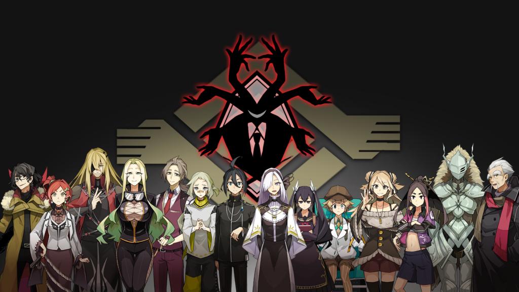 Tantei Bokumetsu Game Visual