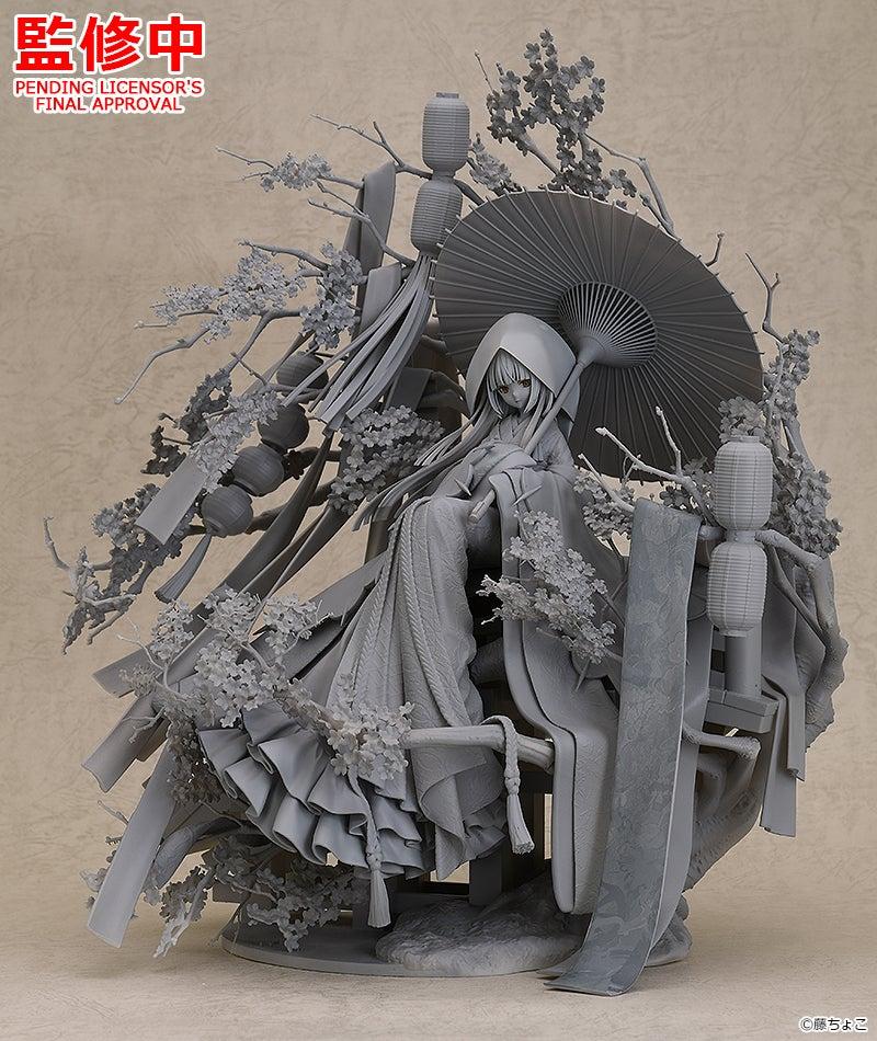 Fuzichoco The Ghost bride figure
