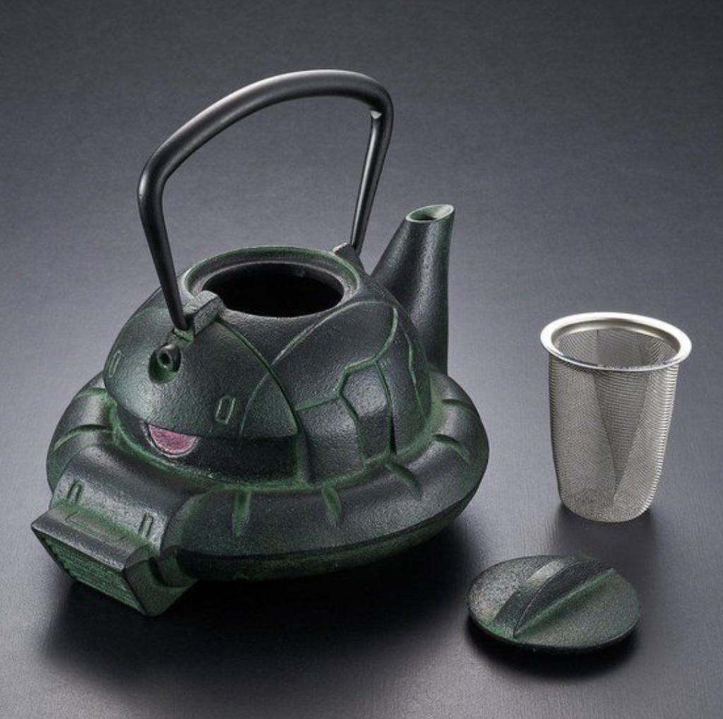 ZAKU Teapot