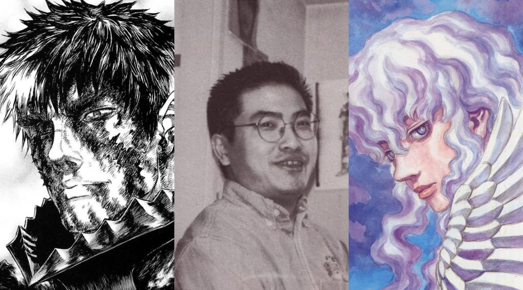 Kentaro Miura Guts and Griffith