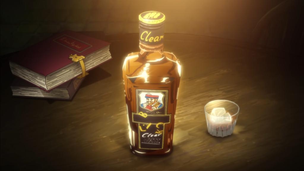 Screenshot from Lupin III Nikka campaign video
