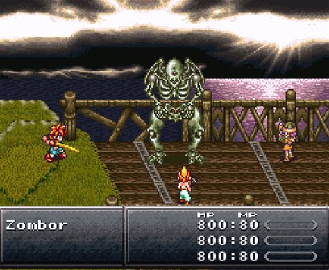 Zombor in Chrono Trigger