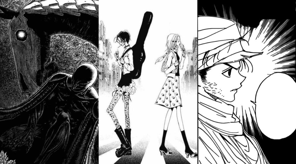 Manga HIatus Cover
