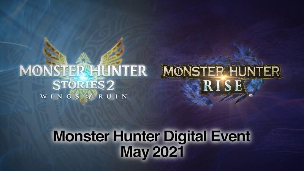 Monster Hunter May Digital Event