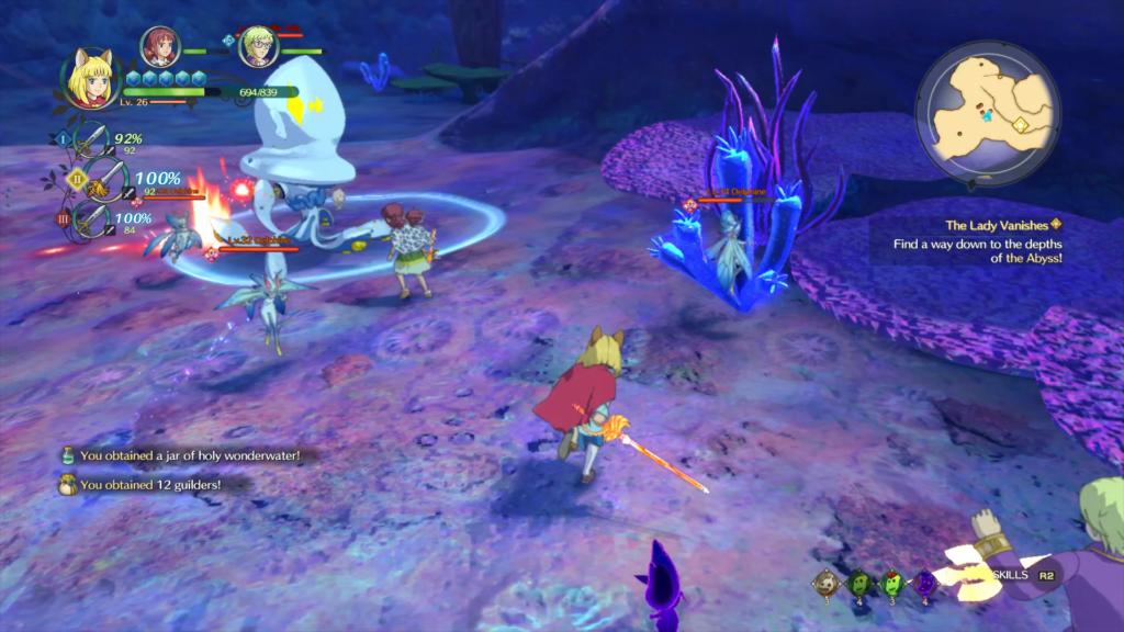 Ni no Kuni 2 Revenant Kingdom screenshot