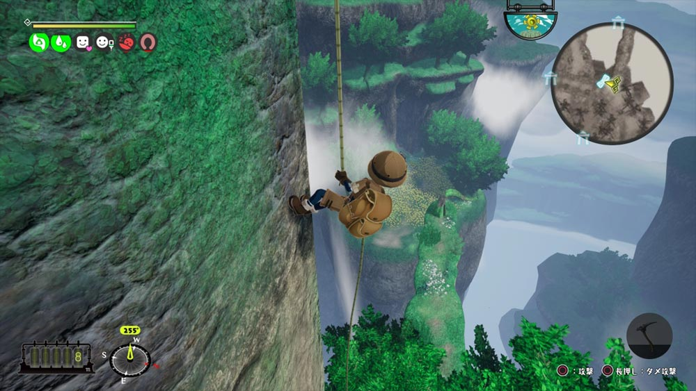Made in Abyss action RPG