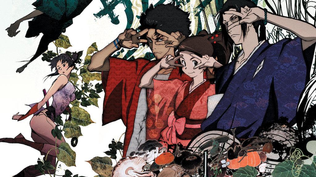 samurai champloo characters