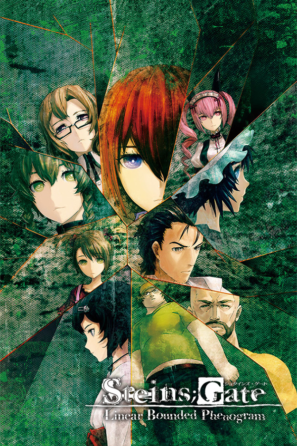 steins gate linear bounded phenogram cover