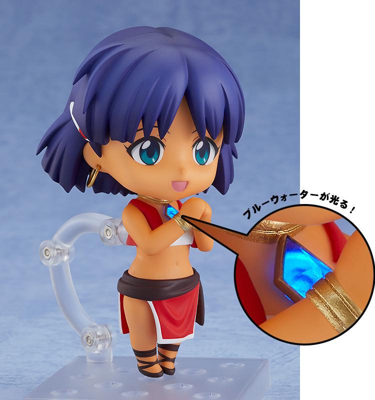 Nadia: The Secret of Blue Water Nendoroid Figure