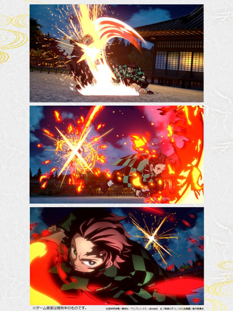 Demon Slayer Game Tanjiro