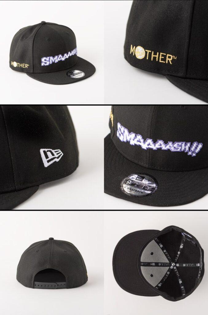 HOBONICHI MOTHER PROJECT x New Era - SMAAAASH!! Baseball Cap