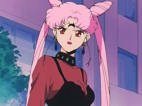 Black Lady: Sailor Moon Watch Guide