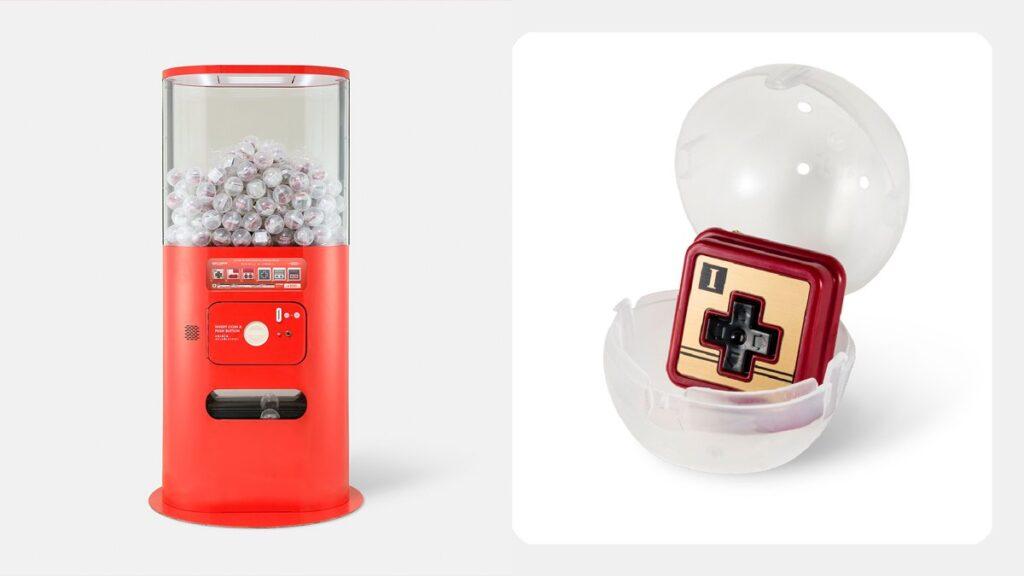 Nintendo Capsule Toy