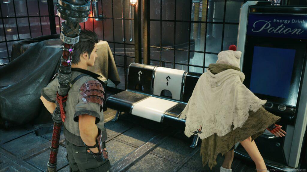 Final Fantasy VII REMAKE Intergrade INTERmission
