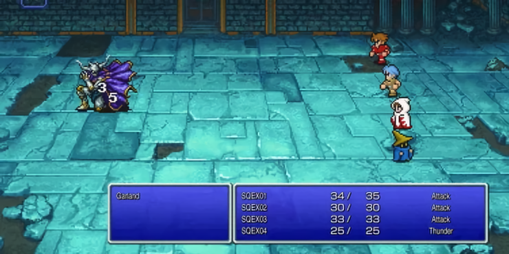 Final Fantasy II Pixel Remaster