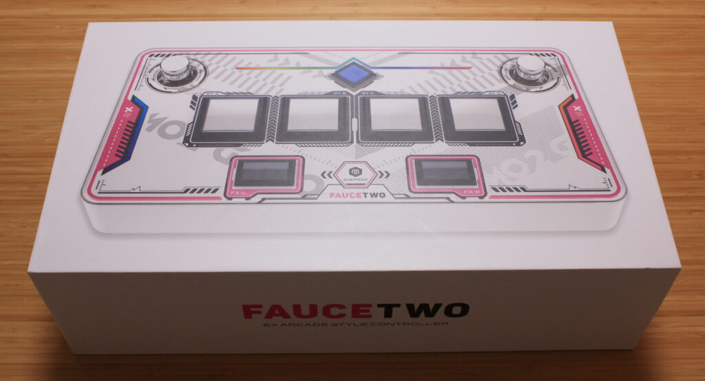 GAMO2 FAUCETWO for SOUND VOLTEX