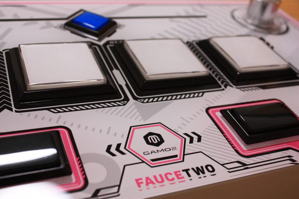 GAMO2 FAUCETWO controller