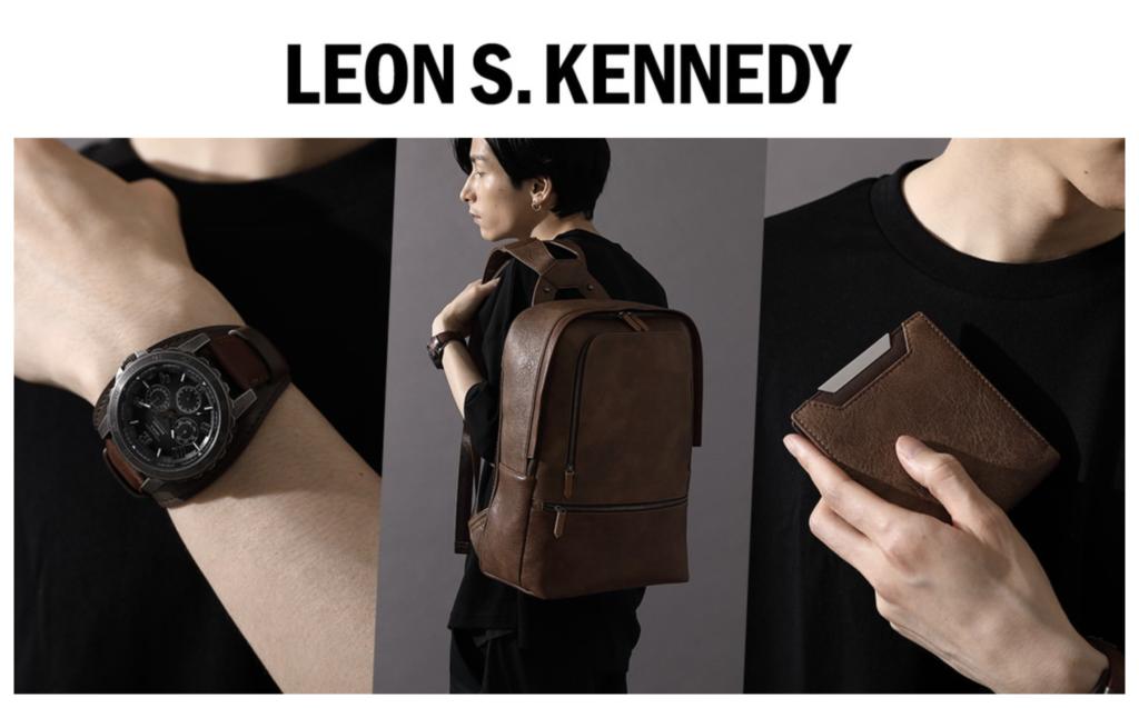 Leon S Kennedy Biohazard x SuperGroupies