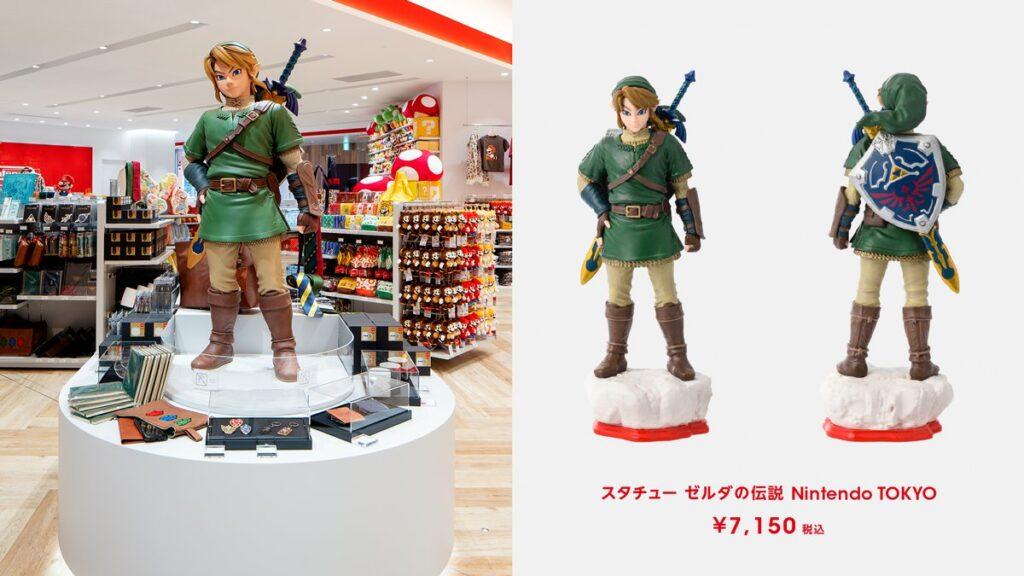 Link at Nintendo TOKYO