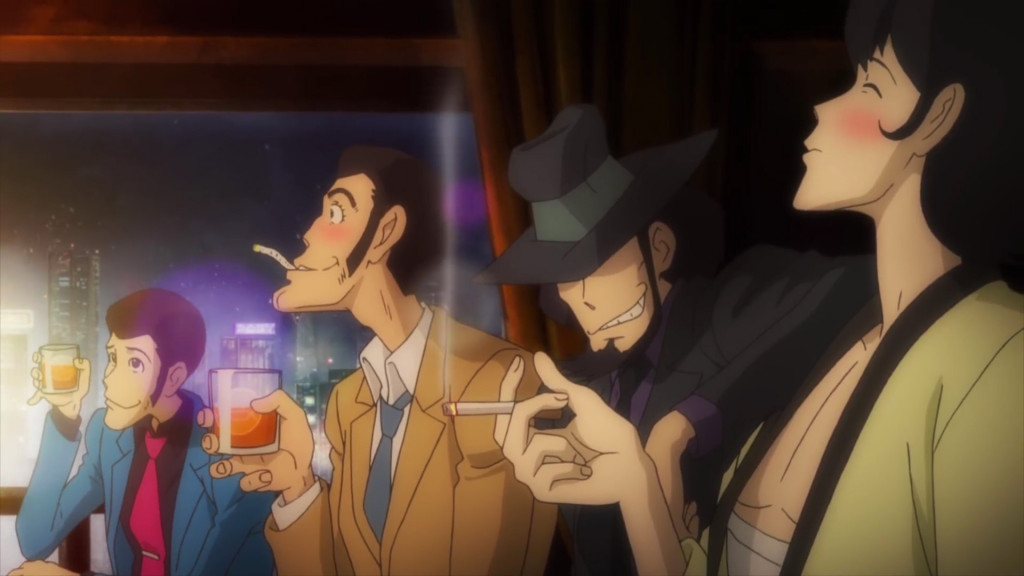 Lupin the Third Part V