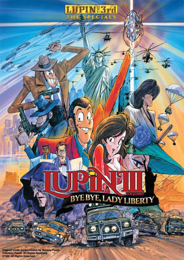 Lupin the Third Specials