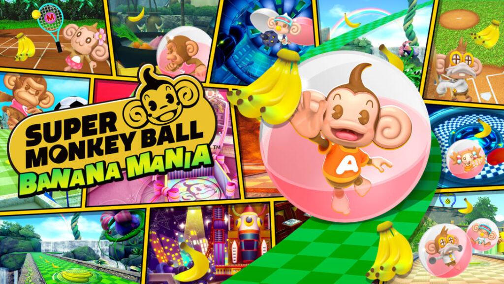 Super Monkey Ball 1+2 Remake