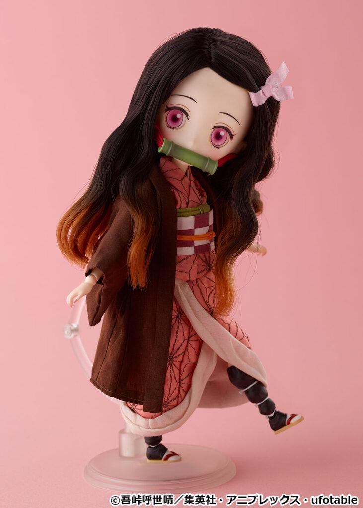 Harmonia Humming Nezuko Kamado Doll