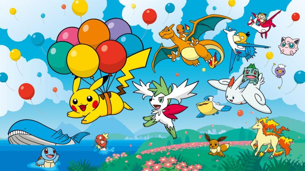 Pikachu Illustration