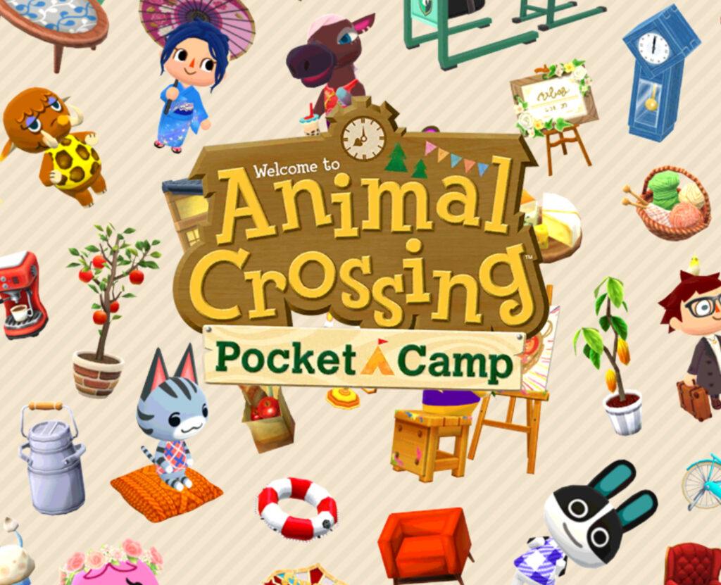 Animal Crossing: Pocket Camp Logo