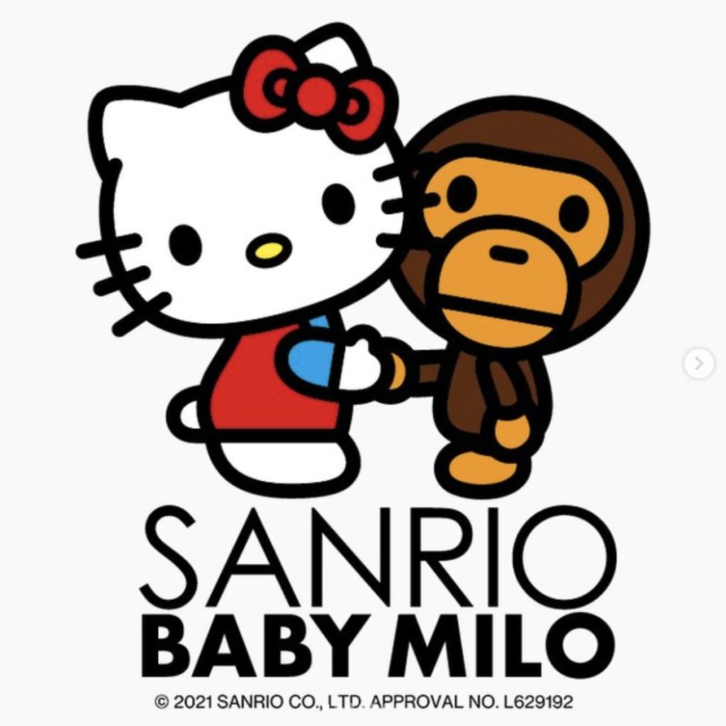 SANRIO BABY MILO