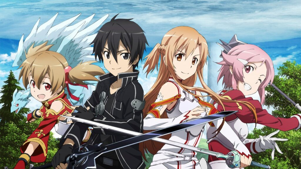 Sword Art Online Watch Guide: From Aincrad to Alicization Story Arcs