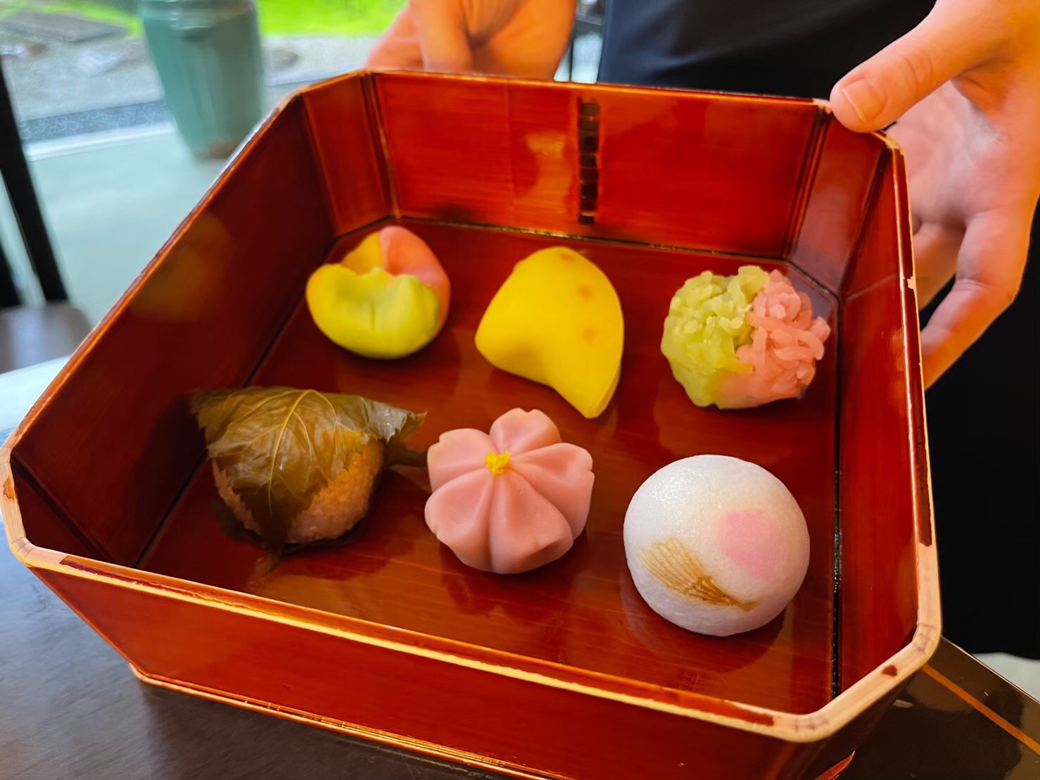 wagashi collection