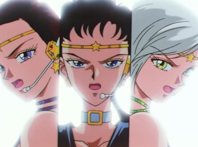 Sailor Starlights: Sailor Moon Watch Guide
