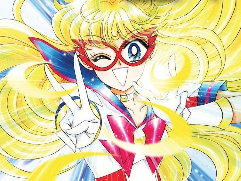 Sailor V: Sailor Moon Watch Guide