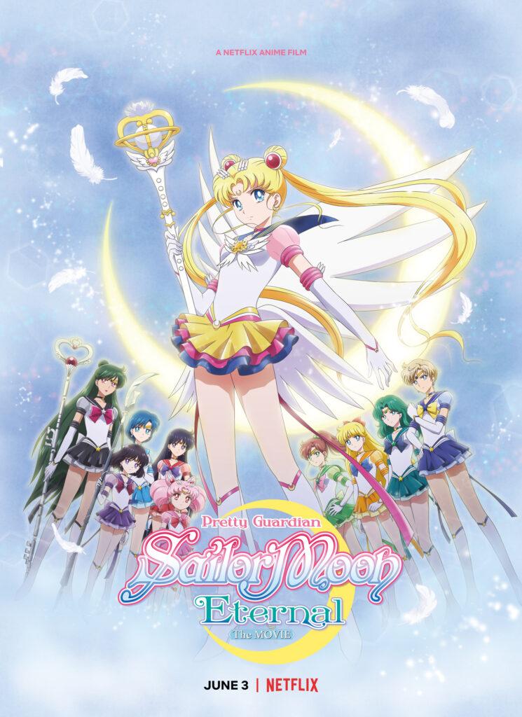 Pretty Guardian Sailor Moon Eternal Poster