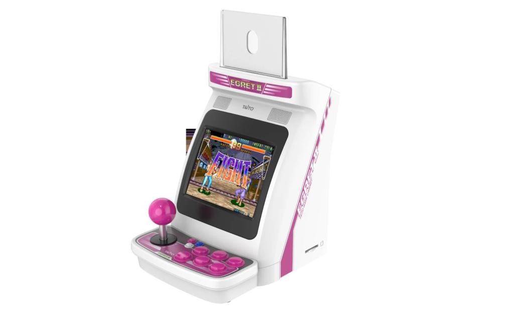 EGRET II Mini Console