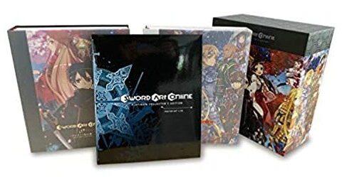Light novels, Sword Art Online watch guide