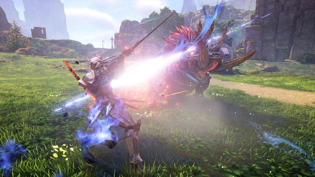 Tales of Arise Battle Screenshot
