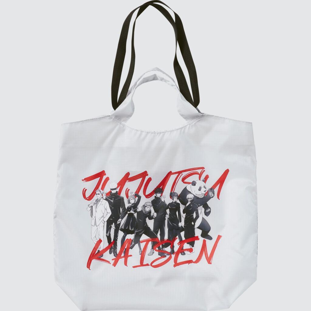 Jujutsu Kaisen Tote Bag
