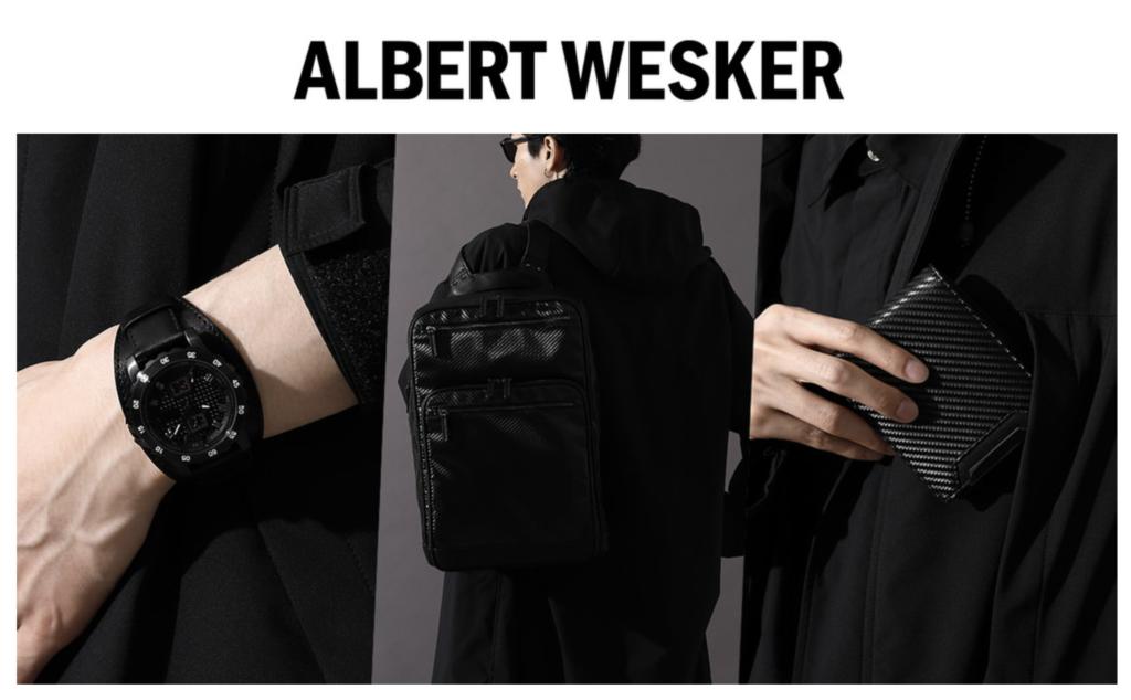 Albert Wesker Biohazard x SuperGroupies