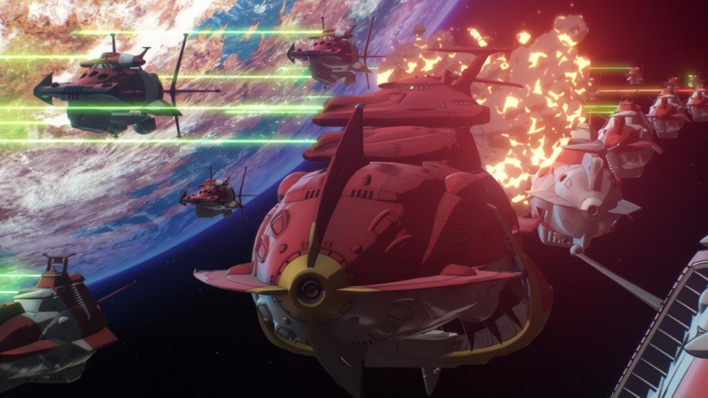 Space Battleship Yamato 2205: The New Voyage