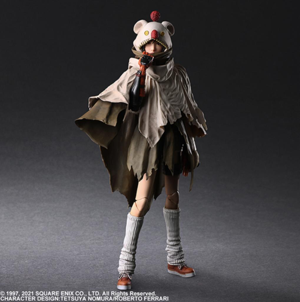 Yuffie Figure