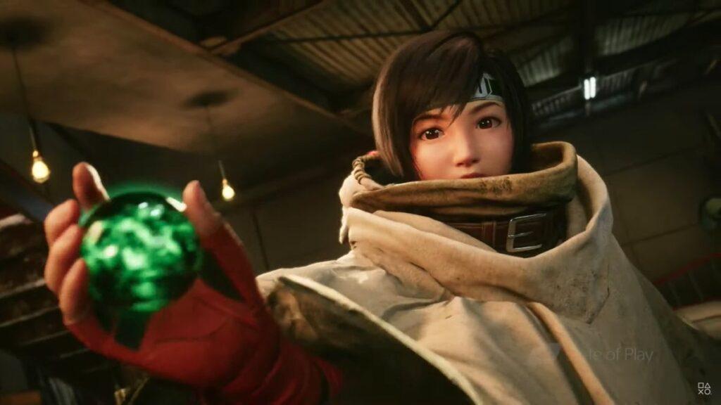 Yuffie From FFVII Remake