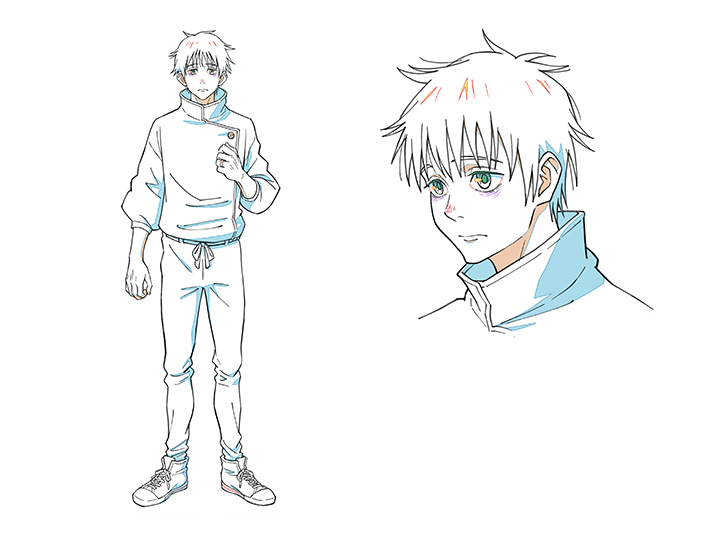 Yuta Okkotsu Sketch